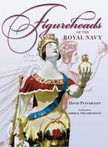 Figureheads of the Royal Navy book cover