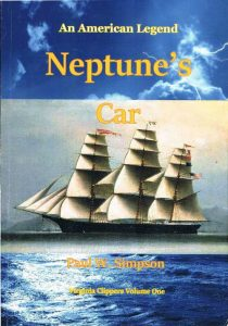 Book cover; Neptune's Car
