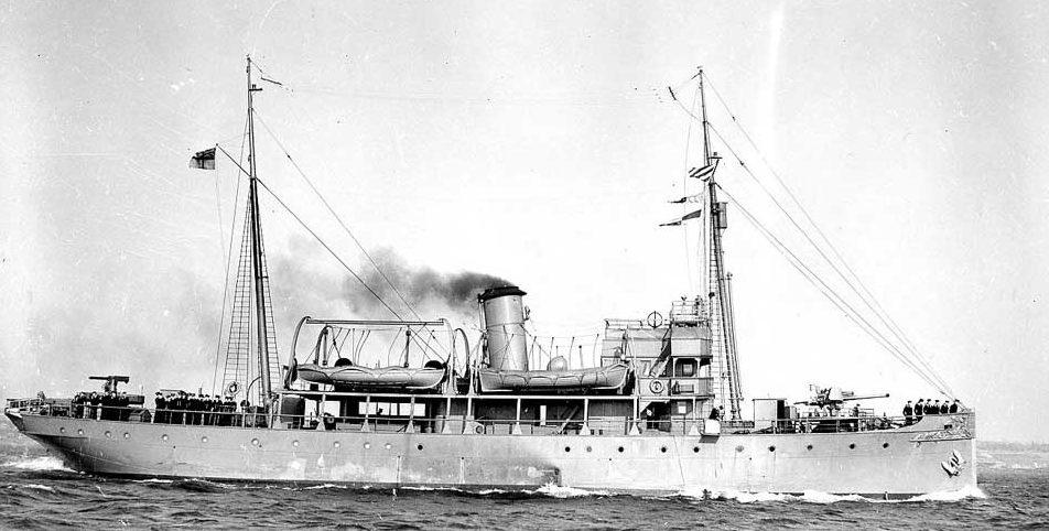 HMCS Acadia