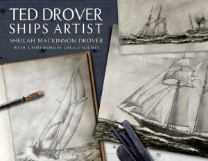 Ted Drover Ships Artist book cover